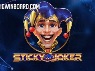 sticky joker slot