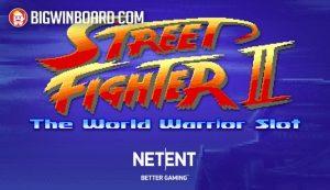 Street Fighter 2: The World Warrior Slot