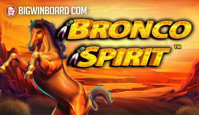 bronco spirit slot
