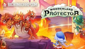 wonderland protector netent