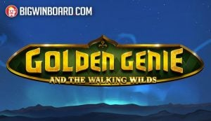 golden genie slot nolimit city