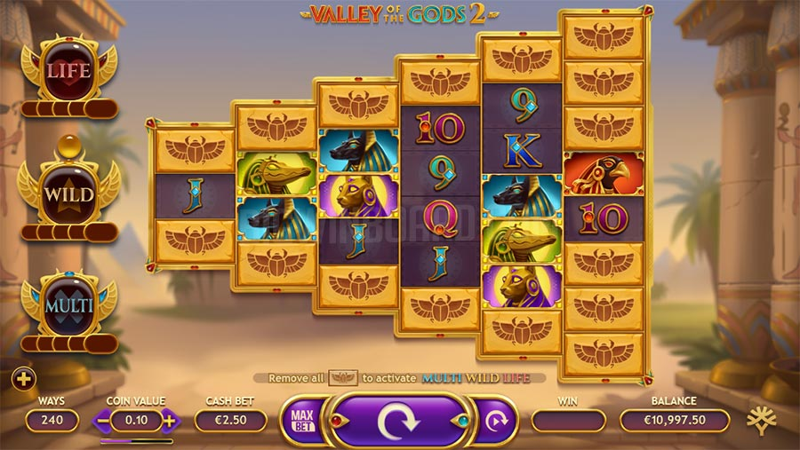 valley of the gods 2 yggdrasil