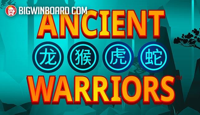 ancient warrior slot
