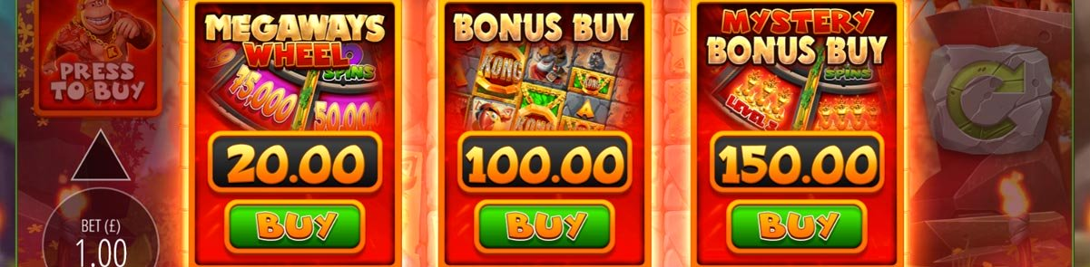 bonus buy