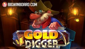 gold digger slot