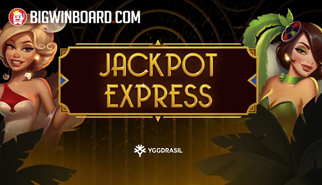 jackpot express slot yggdrasil