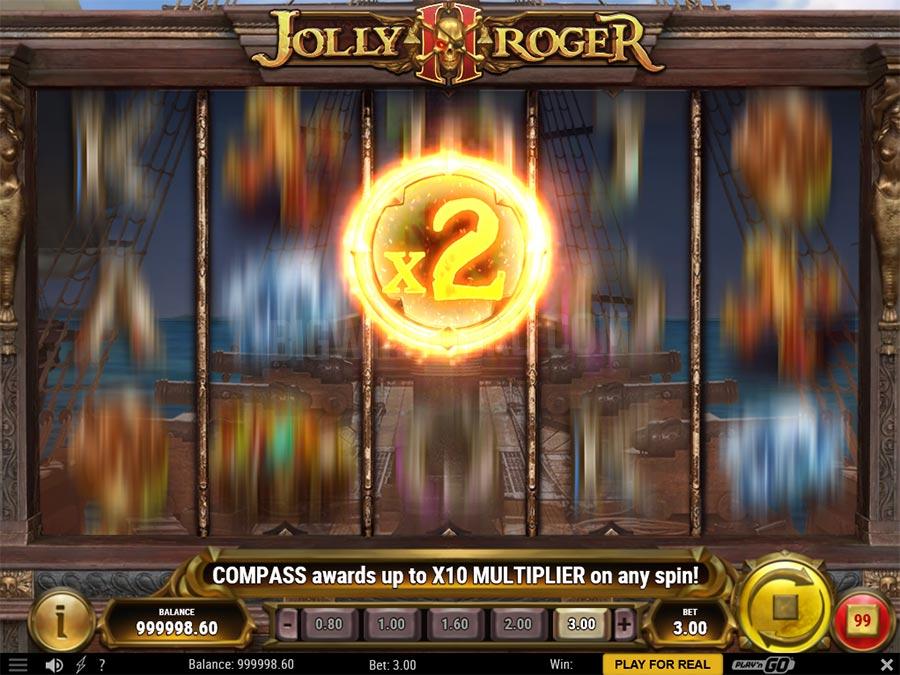 jolly roger 2 slot