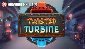 twisted turbine slot