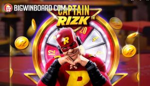 captain rizk megaways