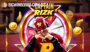captain rizk megaways