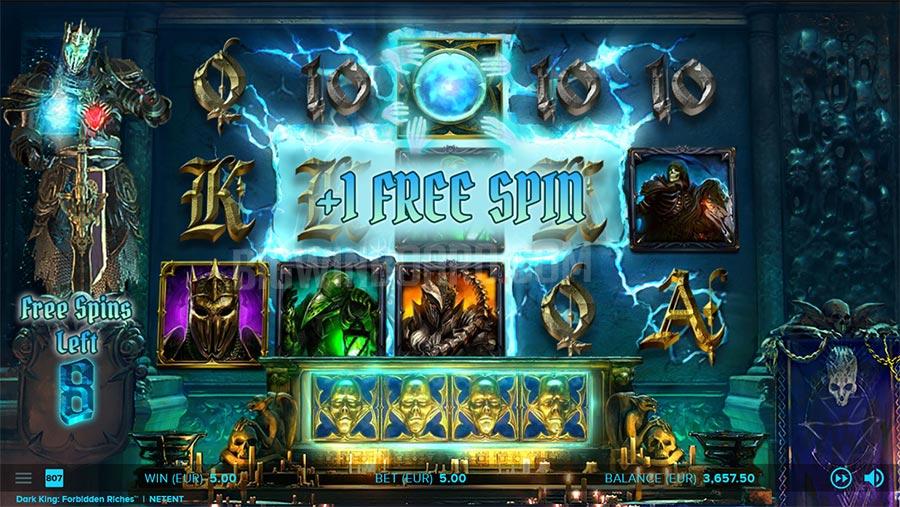 dark king slot