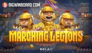 marching legion slot