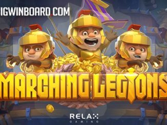 marching legion slot