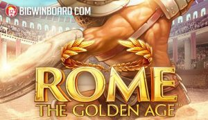 rome the golden age netent slot