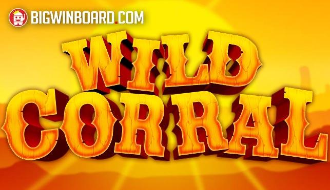 wild corral slot