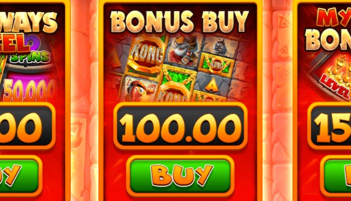 Bonus Buy Slots All Slots With A Feature Buy Option