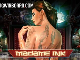 madame ink slot