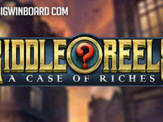 riddle reels slot