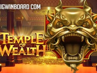 temple of wealth slot