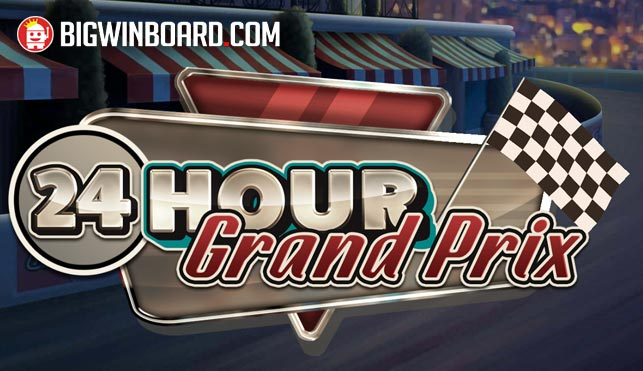 24 Hour Grand Prix (Red Tiger) Slot Review