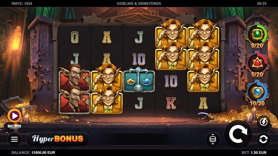 goblins and gemstones slot