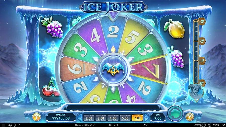 Ice Joker Play N Go Slot Review Free Demo Play