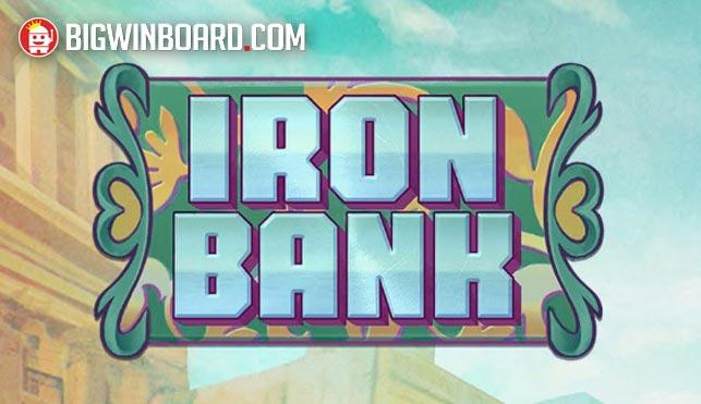 iron bank slot relax gaming