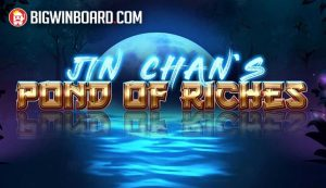 jin chans pond of riches slot