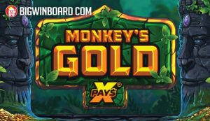 monkey's gold xpays slot