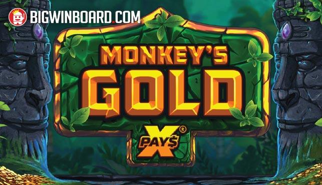 monkey's gold xpays slot