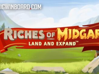 riches of midgard slot