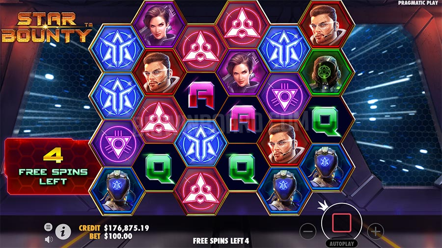 Star Bounty Slot Machine