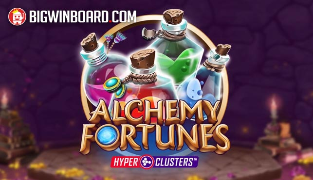 alchemy fortunes slot