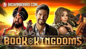 book of kingdoms slot