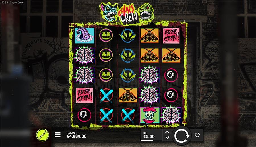 Chaos Crew (Hacksaw Gaming) Slot Review & Free Demo