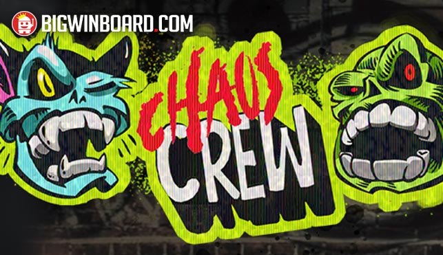 Chaos Crew (Hacksaw Gaming) Slot Review & Free Demo