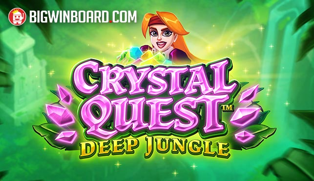 crystal quest slot