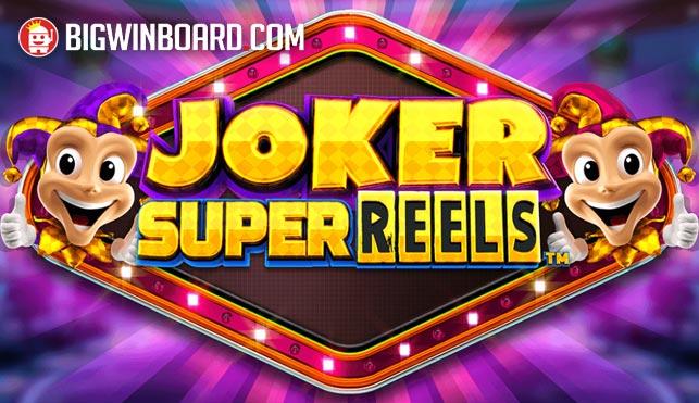 joker super reels slot