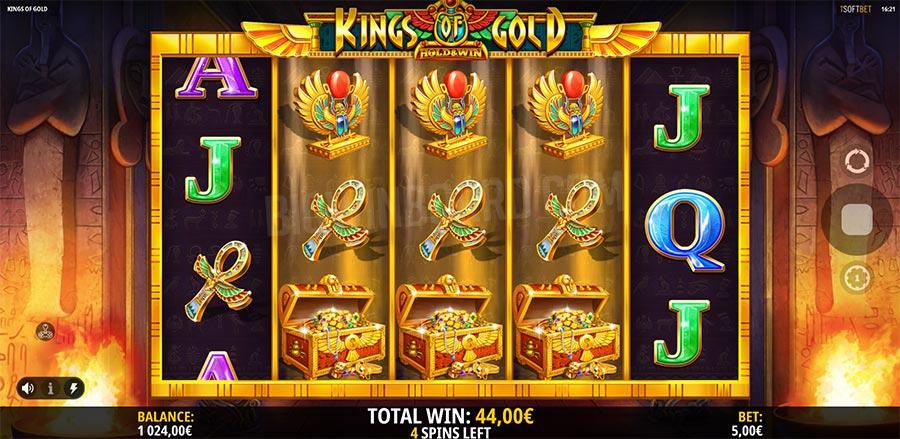 kings of gold slot