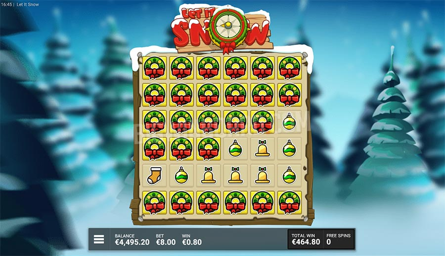 let is snow slot