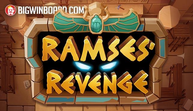 ramses revenge slot