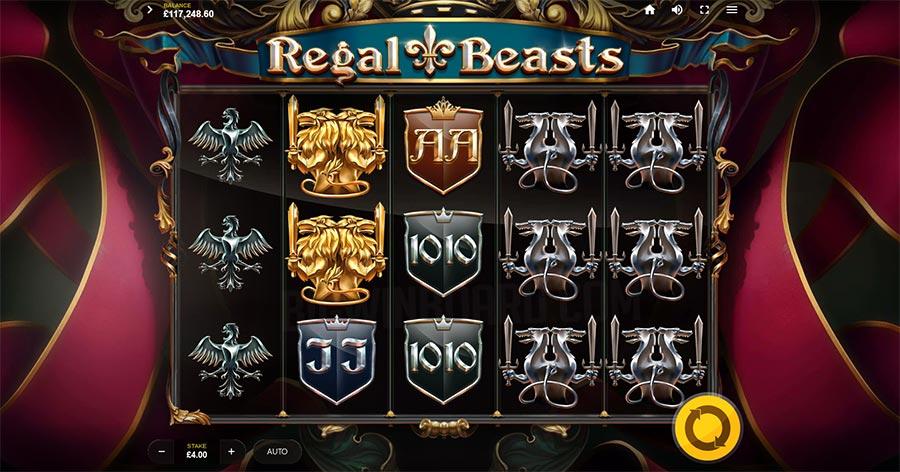 regal beasts slot