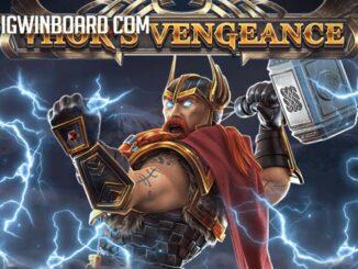thor's vengeance slot