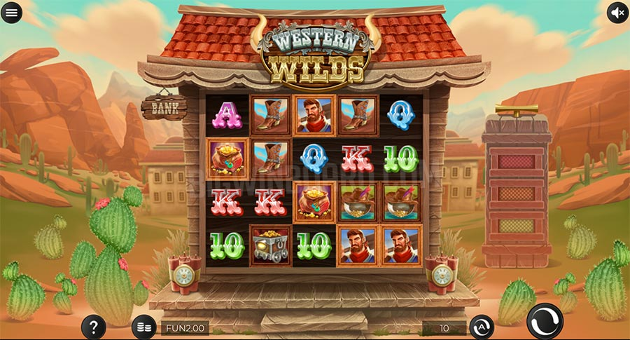 western wilds slot