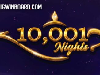 10001 nights slot