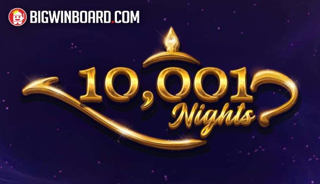 10001 nights slot