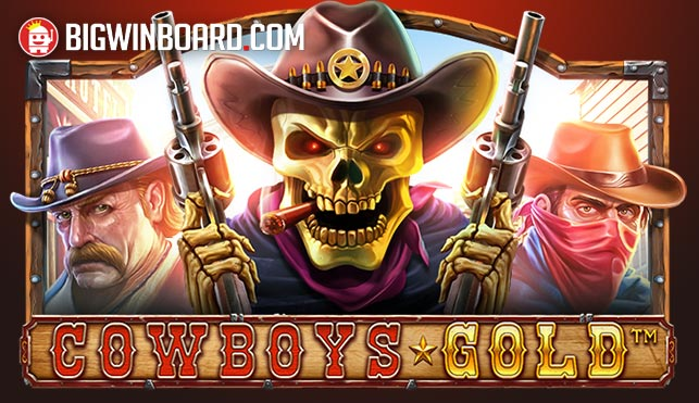 Cowboys Gold Pragmatic Play Slot Review Demo