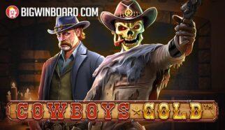 cowboys gold slot