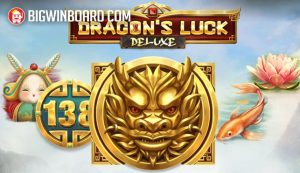 dragons luck deluxe slot