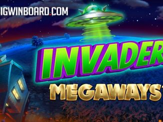 invaders megaways slot